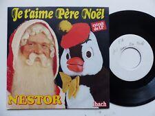 NESTOR DAVIS MICHEL Je t aime Pere Noel TEST PRESSING 60151