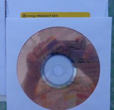 Microsoft Windows Server 2003 Enterprise  (New ! sealed cd +Key Code +25 CAL )