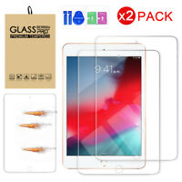 [2 Pack] Apple iPad Mini 5 2019/ iPad Mini 4 HD Tempered Glass Screen Protector