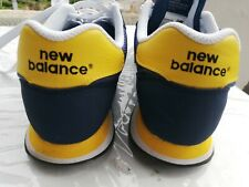 new balance 574 uomo gialle 44