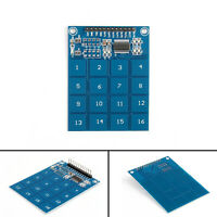 P229 16 Channel Digital Touch Sensor Capacitive Switch Module For Arduino  UA
