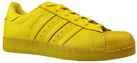 Adidas Originals Superstar Adicolor Sneaker Schuhe S80328 gelb Gr. 36,5 37 NEU