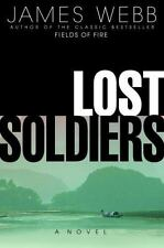 Lost Soldiers, James Webb, Good Condition, Book