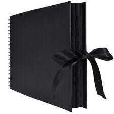 40 Seiten Fotoalbum DIY Fotoalben Hochzeitsbuch Album Buch Fotobuch 10X 10''