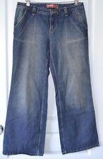 Women's Jeanswest 'Slouch' Blue Denim Bootcut Jeans - Size 13