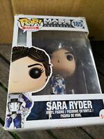 POP Funko - Mass Effect - Sara Ryder Figure - #185
