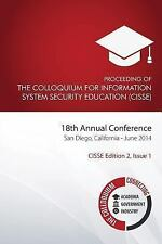 CISSE Proceedings: Proceeding of the Colloquium for Information System...