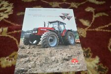 Massey Ferguson 4325 4335 4355 4360 4370 Tractor Brochure Fcca