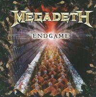 Endgame by Megadeth (CD, 2009, Roadrunner Records)