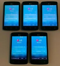 TracFone Wireless: LG Sunrise (Five L15G Android Smartphones)