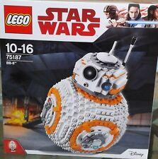 LEGO STAR WARS-75187-BOO BOO-8TM- 10/16 ANS- MAGIFIQUE NEUF SCELLE!!!
