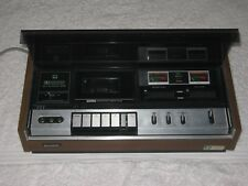 SHARP RT-480X - 4 Track - 2 Channel Cassette Tape Deck - Optonica - Mint - Rare