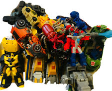 Transformers Lot Of Parts and Characters. 3+ Lbs Classic ?as Is? Toys. 25+ Years