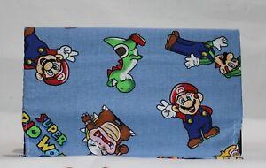 Super Mario World Theme Inspired Nintendo Switch Dock Handmade Sock/Cover