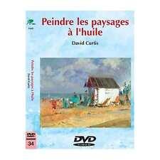DVD - Peindre les paysages à l'huile