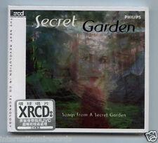"""Songs From A Secret Garden"" JVC Japan XRCD XRCD2 Audiophile CD Brand New Sealed"