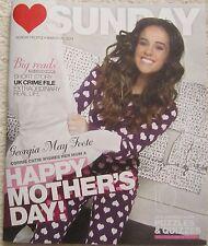 Georgia May Foote - Sunday magazine – 30 March 2014