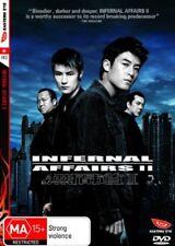Infernal Affairs 2 (DVD, 2006) - Region 4