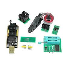 BIOS USB Programmer CH341A + SOIC8 Clip + 1.8V Adapter SOIC8 + H6U8 Adapter J8P5