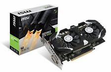 MSI GeForce GTX 1050 Ti 4GT OC 4GB GDDR5 Scheda Grafica (V809-2277R)