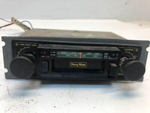 CLASSIC CAR VINTAGE HARRY MOSS RADIO CASSETTE PLAYER