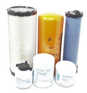 CFKIT Filter Kit for/Bobcat 341 & 337 Excav. (S/N 230611001-up, 514111001-up)