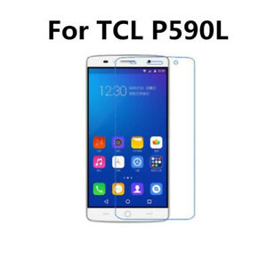 3pcs For TCL P590L Ultrathin High Clear Anti Blue Ray,Matte Screen Film