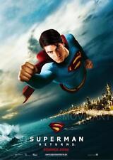 Cartel de la película de Superman Returns película A4 A3 Art Print Cine