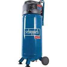 Scheppach Druckluft Kompressor HC51V 50 L ölfrei mit Fahrvorrichtung, 97 dB(A)