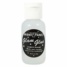 Manic Panic Glam Glue Cosmetic Sealant Fix Gel Loose Glitter Eyeshadow Jewels