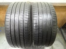 2 245 40 18 97H Pirelli P7 Cinturato Tires 6.5-7.5/32 1216