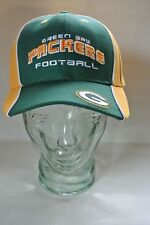 Green Bay Packers One-Size Snap-Back Cap NFL/New