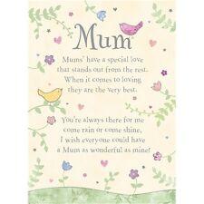 Mothers Day Card - Mum - Pretty Birds