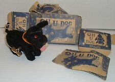 Vintage Wind Up OH U DOG with Box Japan