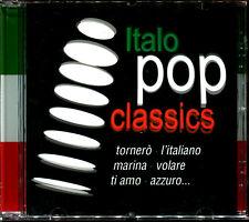 ITALO POP CLASSICS - CD COMPILATION [2915]