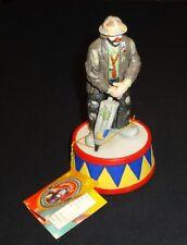 Emmett Kelly San Francisco Music Box Company Clown With Umbrella From Flambro