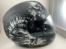 NEW HJC CL-16 DOT XL MOTOCYCLE HELMET FULL FACE W/CLOTH COVER AND EXTRA SHIELD