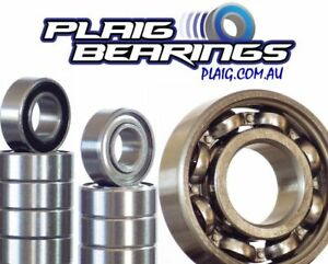 Precision Bearings - Proven Quality - High RPM Speeds - Precise Tolerances