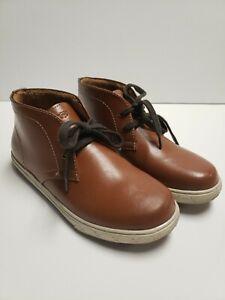 Florsheim shoe company kids chukka boots size 3
