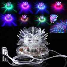 48 LED rgb cristallo proiettore effetto scenico di illuminazione per discoteca