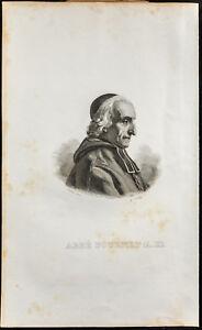 Portrait (1835) - André-hubert Fournet - Congregation Of Filles of The Cross