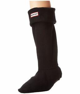 Hunter Womens Boot Socks Black Size Medium ZP-6681