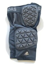 Adidas Aeroready Padded Girdle football shorts pants layer Boys Med black