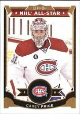 2015-16 O-PEE-CHEE MONTREAL CANADIENS LOT OF 5 HOCKEY CARDS CAREY PRICE & MORE