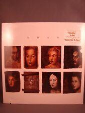 LP UB40 SELF TITLED 1988 USED VINYL RECORD ALBUM A&M SP 5213 USA cutout SEALED!!