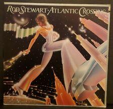 Rod Stewart Atlantic Crossing LP BSK 3108 Vinyl 1975 Warner Bros Record VG Album