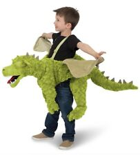 Green Ride-in Dragon Berk How to Train Your Costume Boys 18 24 mo 2T 3 4 5 6 7 8