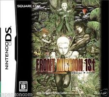 Used DS Front Mission: The First NINTENDO JAPANESE IMPORT