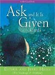 B006G824WW Ask and It Is Given Cards (The Teachings of Abraham)