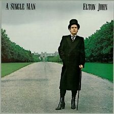 ELTON JOHN A Single Man LP Vinyl Record Album 33rpm Rocket 1978 EX